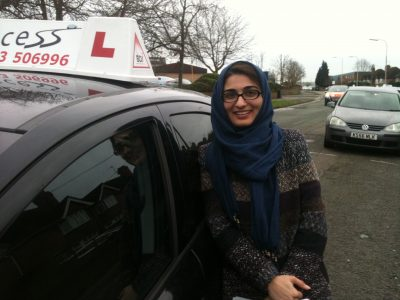 manual driving instructor reading rabeea